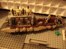 Lego battle of Naboo review